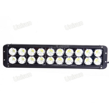 Unisun 9-70V 17inch 200W 2 Row CREE LED Car Light Bar