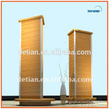 portable backdrop exhibit display stand