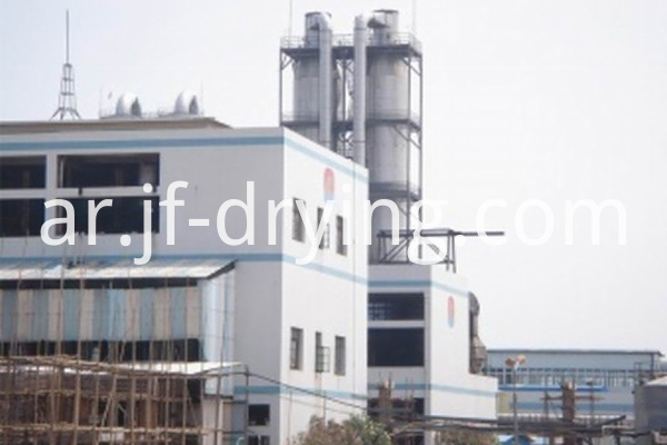 Pressure spray dryer machine (3)