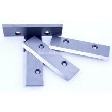 Hartmetall-Holzbearbeitungsmesser mit 2 Löchern