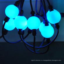 Управление DMX RGB Сид Сид 3D, висящие мяч строка