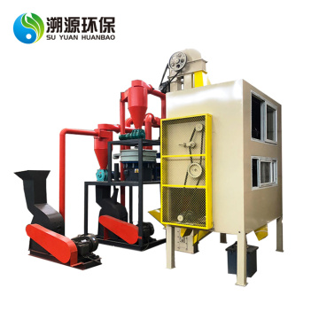 Scrap Pcb Recycling Machine/pcb Shredder And Separator