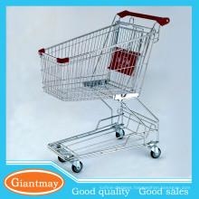 90L liquor store shopping cart