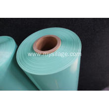 Green Colour Silage Wrap Film High Tack