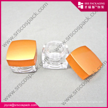 Beauty Packaging Clear Acrylic Wide Mouth Jar