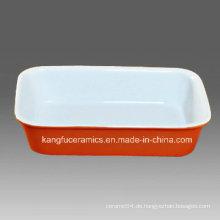 Kundenspezifische Design Großhandel Porzellan Backformen