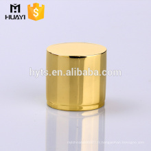 capuchon de cylindre populaire en or zamac
