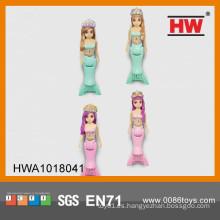 Niños B / O de plástico de natación juguetes de sirena