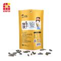 Saco plástico laminado de 3 camadas para embalagem de sementes
