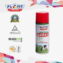 Harmless to Skin Animal Marking Paint Flock Spray Paint