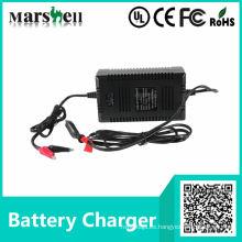 Cargador de batería portátil de plomo ácido para motocicleta eléctrica UL