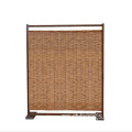 Reed restaurant decorative room divider