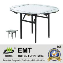 Mesa banquete dobrável do hotel Banqueting Hall (EMT-FT601)