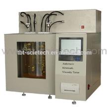 Probador cinemático automático de la viscosidad del petróleo TBT-265H-1
