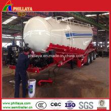60m3 Zement bulker / Massenzement-Tanker-halb LKW-Anhänger