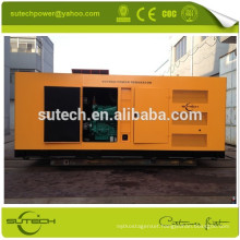 60hz 220V 440V 460V 480V 950KW silent diesel generator powered by Cummins engine