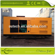 60Гц 220 В 440 в 460 в 480 в 950KW молчком тепловозный генератор приведенный в действие двигателем CUMMINS