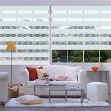 China 2014 latest modern zebra blinds components