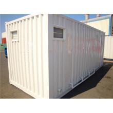 Baño de contenedores de envío móvil de 40 pies (shs-mc-ablution016)