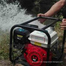 China Taizhou Factory 2 Inch Wp20 50mm Petrol Irrigation Machine Water Pump