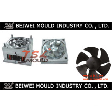 Molde do impulsor do ventilador automático de plástico personalizado de OEM Custom Injection