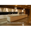 White high glossy lacquer kitchen cabinet high quality standard