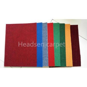 Wholesale 100% Polyester Non Woven Velour Carpet