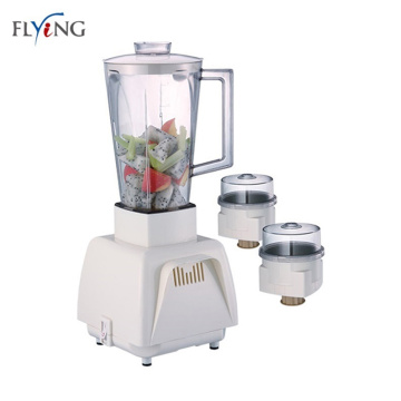 Mixer 1 Liter 3 in 1 Plastikbecher