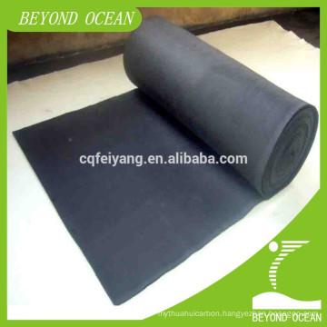 activated carbon fiber felt for alkali-resisting