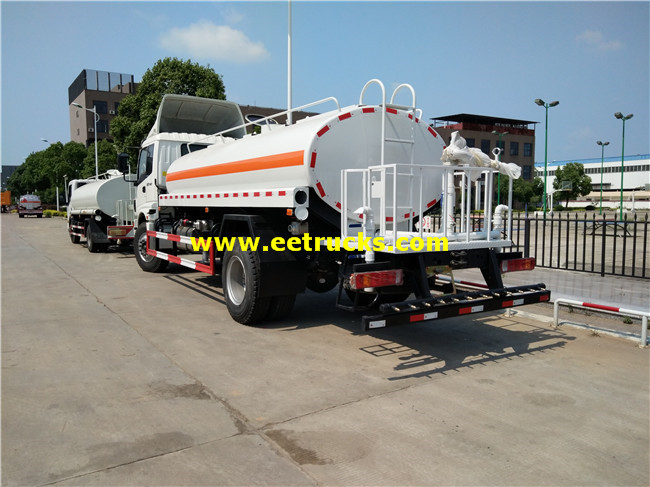 Foton Spray Water Tanker Trucks