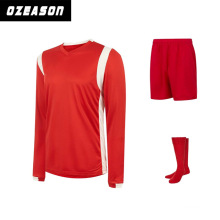 Custom Sportswear 100%Polyester Youth Soccer Jerseys and Uniforms
