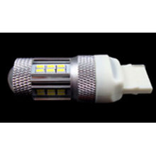 T20 12/24V 7,5W weiße LED-Autolampe