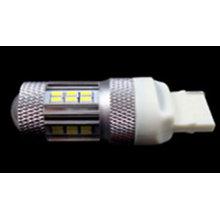 Lâmpada automotiva com LED branco T20 12 / 24V 7,5W