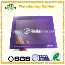 photo frame table cover, photo insert pvc table mat, cheap pvc table mat