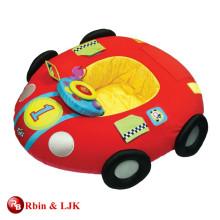El bebé encantador promocional de encargo sienta el juguete del bebé del coche