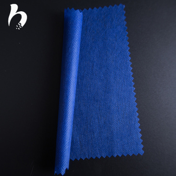 Buntes Thermobond-Vlies aus 100% Polyester