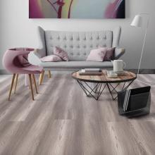 3-lagiger Mehrschicht-Eichenboden im grau lasierten Stil