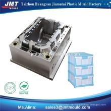 maßgeschneiderte Spritzguss-Kunststoff-Werkzeugkästen Schimmel Taizhou