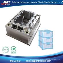 las cajas de herramientas plásticas de inyección por encargo moldean Taizhou