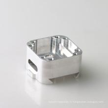 Feuille d'aluminium de coupe de routeur CNC
