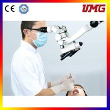 Instrumento quirúrgico aprobado CE Microscopio de funcionamiento dental
