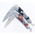 Mini 420 Blade Resin Griff Taktisches Messer