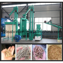 1000kg/Hour Factory Wood Pellet Plant