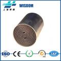 Catalyseur métallique de revêtement