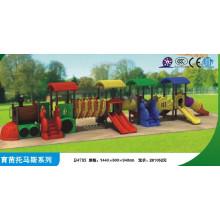 Artículos baratos del equipo del patio de la diapositiva para la venta