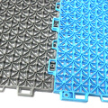 Modular PP Interlocking Basketball Court Flooring