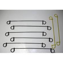 Wire Sack Ties-Double Loop Tie Wire