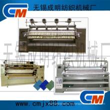 Alta velocidad asegura alta producción, máquina plisado