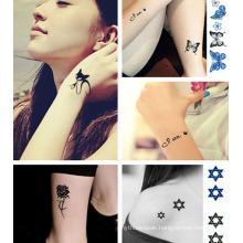 Eco-Friendly Tattoo, Tatto for Women, Fun Stickers