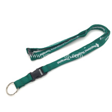 Custom Printed Multi-colored Polyester Lanyard